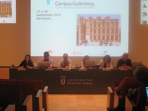 Campus Gutenberg 2012