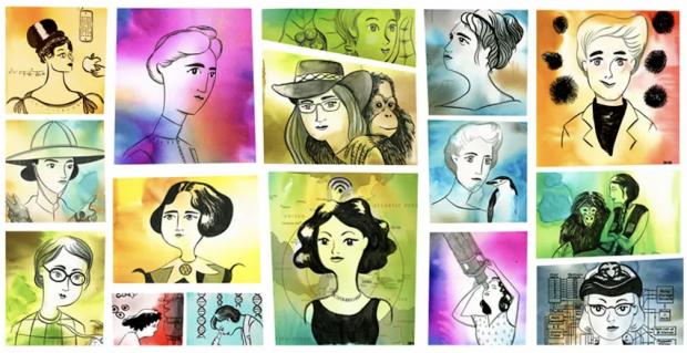 Ellas en la ciencia: itinerario de género en CosmoCaixa